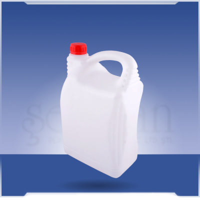 Ürün Kodu : 602 / Hacim : 6000ml / Plastic Bottle Packaging